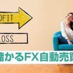 FX自動売買は儲かるの?利益を出せる口座選びのコツ3つ